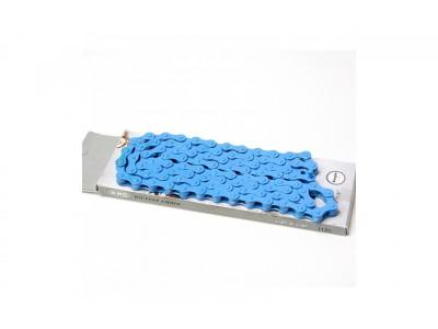 ЦЕПЬ KMC 1SP Z410A BLUE 1 / 2X1 / 8X112L